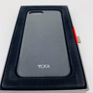 """Tumi Black iPhone 7/8 Plus 5.5"""" Case"""